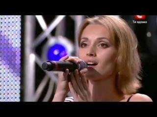 Аида Николайчук на шоу