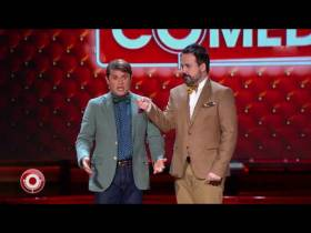 Comedy Club - производство через 00 апреля 0015 (434-й выпуск)